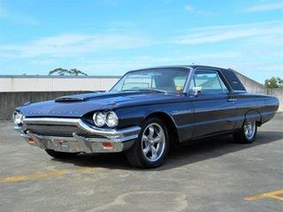 1964 Ford Thunderbird Blue 3 Speed Automatic Hardtop