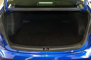 Toyota Corolla Lunar Blue Sedan