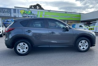 2013 Mazda CX-5 Maxx Grey Manual Wagon