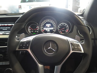 2013 Mercedes-Benz C63 W204 MY13 AMG Black Series White 7 Speed Automatic G-Tronic Coupe