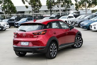 2020 Mazda CX-3 DK S-Touring Red Sports Automatic SUV.
