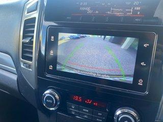 2016 Mitsubishi Pajero NX MY16 GLS Grey/210617 5 Speed Sports Automatic Wagon