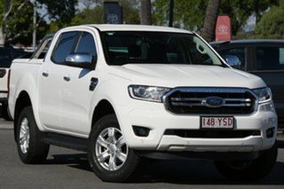 2019 Ford Ranger PX MkIII 2019.00MY XLT White 6 Speed Sports Automatic Double Cab Pick Up.
