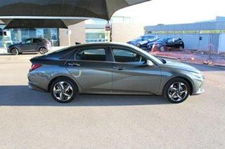 2021 Hyundai i30 CN7.V1 MY21 Active Iron Grey 6 Speed Sports Automatic Sedan.