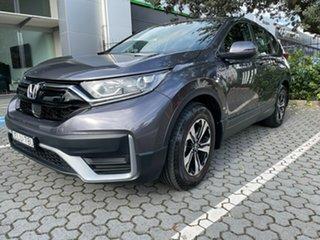 2020 Honda CR-V RW MY21 VTi FWD 7 Modern Steel 1 Speed Constant Variable Wagon.