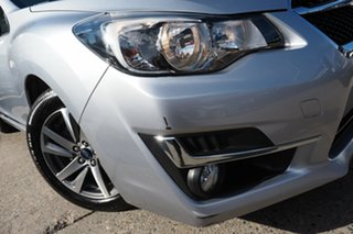 2016 Subaru Impreza G4 MY16 2.0i Lineartronic AWD Premium Silver 6 Speed Constant Variable Hatchback.
