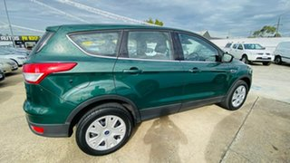 2016 Ford Kuga TF MY16 Ambiente AWD Green 6 Speed Sports Automatic Wagon