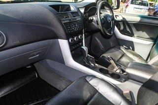 2013 Mazda BT-50 UP0YF1 GT Silver 6 Speed Sports Automatic Utility