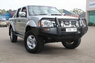 2009 Nissan Navara D22 MY08 ST-R (4x4) 5 Speed Manual Dual Cab Pick-up.