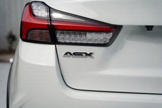2021 Mitsubishi ASX XD MY21 Exceed 2WD White 1 Speed Constant Variable Wagon