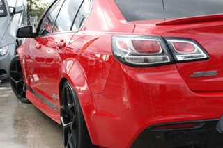 2015 Holden Commodore VF II MY16 SS V Redline Red Hot 6 Speed Sports Automatic Sedan