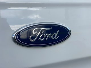 2015 Ford Falcon White Sports Automatic Utility - Extended Cab