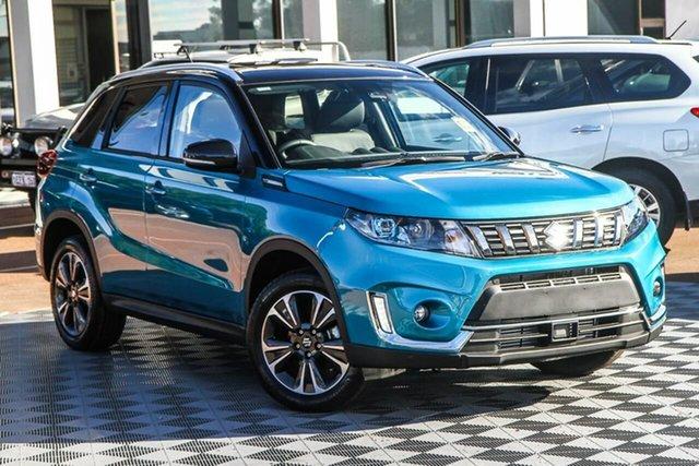 New Suzuki Vitara LY Series II Turbo 4WD Melville, 2021 Suzuki Vitara LY Series II Turbo 4WD Turquoise/Black Roof 6 Speed Sports Automatic Wagon