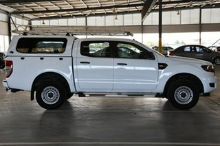2017 Ford Ranger PX MkII XL Hi-Rider Winter White 6 Speed Sports Automatic Utility