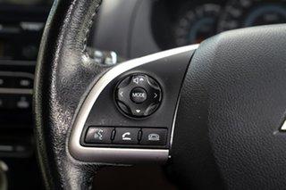 2013 Mitsubishi Mirage LA MY14 ES Purple 5 Speed Manual Hatchback