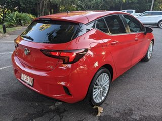2017 Holden Astra BK MY18 R Red 6 Speed Sports Automatic Hatchback