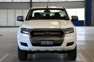 2018 Ford Ranger PX MkII MY18 XLS 3.2 (4x4) Cool White 6 Speed Automatic Double Cab Pick Up