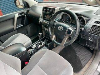 2009 Toyota Landcruiser Prado GRJ150R GXL 5 Speed Sports Automatic Wagon