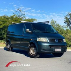 2007 Volkswagen Transporter T5 MY08 Low Roof Grey 5 Speed Manual Van.