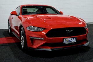 2018 Ford Mustang FN 2018MY GT Fastback SelectShift Red 10 Speed Sports Automatic Fastback.