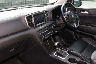 2016 Kia Sportage QL MY16 SLi 2WD White 6 Speed Sports Automatic Wagon