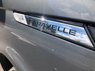 2021 Volkswagen Caravelle T6.1 MY21 TDI340 LWB DSG Trendline Grey 7 Speed.