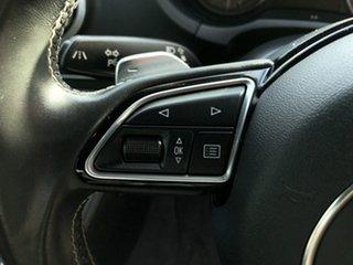 2016 Audi S3 8V MY16 S Tronic Quattro Black 6 Speed Sports Automatic Dual Clutch Sedan