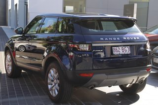 2018 Land Rover Range Rover Evoque L538 MY18 TD4 150 SE Blue 9 Speed Sports Automatic Wagon.