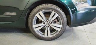 2013 Holden Commodore VF MY14 SS Green 6 Speed Sports Automatic Sedan