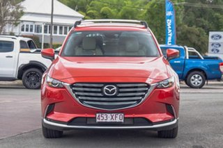2016 Mazda CX-9 TC GT SKYACTIV-Drive i-ACTIV AWD Red 6 Speed Sports Automatic Wagon.