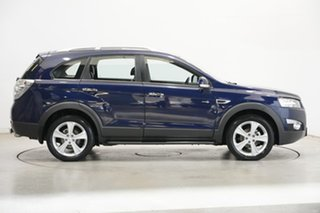 2011 Holden Captiva CG Series II 7 AWD LX Blue 6 Speed Sports Automatic Wagon