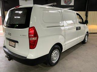 2011 Hyundai iLOAD TQ MY11 White 5 Speed Manual Van.