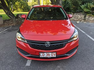 2017 Holden Astra BK MY18 R Red 6 Speed Sports Automatic Hatchback.