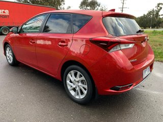 2017 Toyota Corolla ZRE182R Ascent Sport Red Constant Variable Hatchback