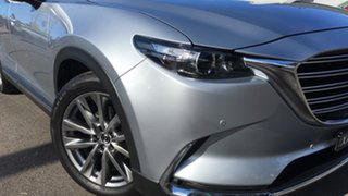 2018 Mazda CX-9 TC GT SKYACTIV-Drive i-ACTIV AWD Billet Silver 6 Speed Sports Automatic Wagon.