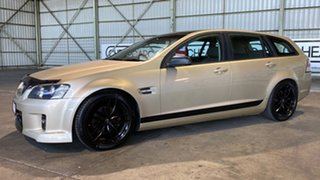 2009 Holden Commodore VE MY09.5 Omega Sportwagon Gold 4 Speed Automatic Wagon.