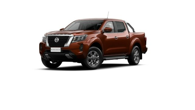 New Nissan Navara D23 MY21 ST Moorooka, 2021 Nissan Navara D23 MY21 ST Forged Copper 7 Speed Sports Automatic Utility