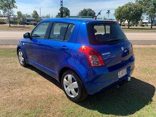 2010 Suzuki Swift RS415 Blue 5 Speed Manual Hatchback