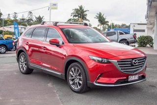 2016 Mazda CX-9 TC GT SKYACTIV-Drive i-ACTIV AWD Red 6 Speed Sports Automatic Wagon
