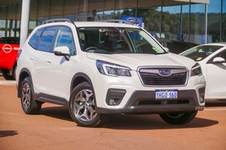 2021 Subaru Forester S5 2.5I White Constant Variable SUV.