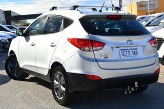 2015 Hyundai ix35 LM3 MY15 SE Silver 6 Speed Manual Wagon.