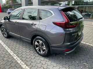 2020 Honda CR-V RW MY21 VTi FWD 7 Modern Steel 1 Speed Constant Variable Wagon