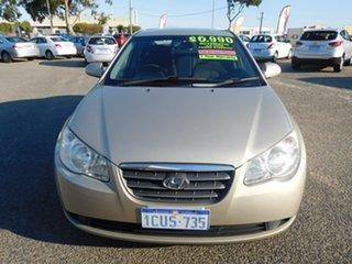 2008 Hyundai Elantra HD SX Gold 4 Speed Automatic Sedan.
