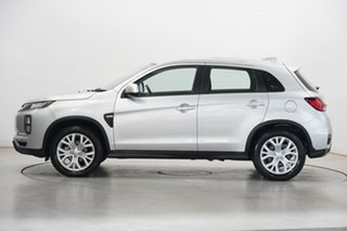 2020 Mitsubishi ASX XD MY20 LS 2WD Sterling Silver 1 Speed Constant Variable Wagon.