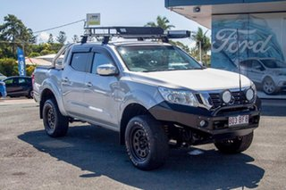 2017 Nissan Navara D23 S2 ST Silver 7 Speed Sports Automatic Utility