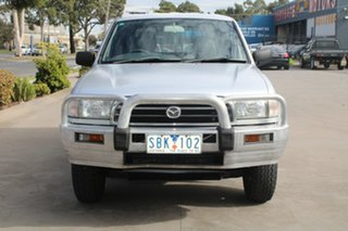 2002 Mazda B2600 Bravo DX Cab Plus (4x4) 5 Speed Manual 4x4 Cab Chassis.