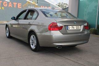 2008 BMW 320d E90 08 Upgrade 6 Speed Auto Steptronic Sedan