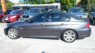 2008 BMW 3 Series E90 MY08 320i Steptronic Executive Grey 6 Speed Sports Automatic Sedan