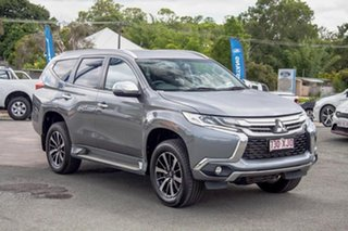 2017 Mitsubishi Pajero Sport QE MY17 GLX Grey 8 Speed Sports Automatic Wagon