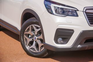 2021 Subaru Forester S5 2.5I White Constant Variable SUV